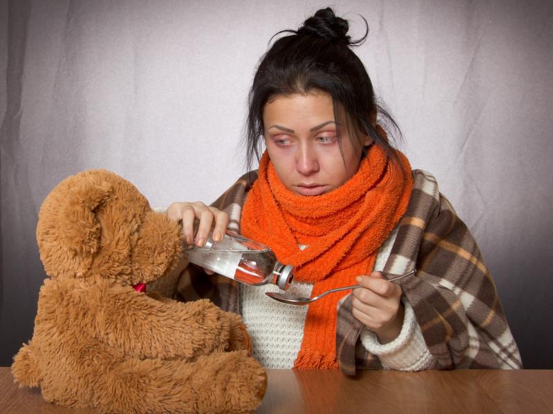 Huismiddeltjes bij griep